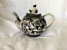 Disney Showcase Collection Steamboat Willie Mickey & Minnie Mouse Teapot