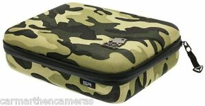 SP POV Storage Case for GoPro HD HERO 960/1/2/3 Cameras - Camouflage