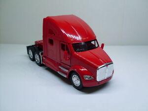 Kenworth T700 Rouge, Kintoy Auto / Truck Modèle, Neuf, Emballage D'Origine