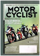MOTORCYCLIST SEPTEMBER 2015 SEE CONTENTS PAGE IN SECOND PHOTO