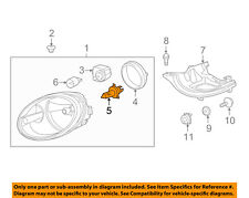 VW VOLKSWAGEN OEM 98-01 Passat-Headlight Headlamp Bulb N90561601