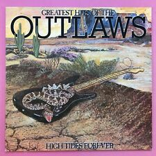 Mayor Hits of the Outlaws - ALTA Tides Forever - ARISTA 205-184 EX+ ESTADO