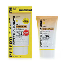 Peter Thomas Roth Max Mineral Tinted Sunscreen Broad Spectrum SPF45 50ml 1.7oz
