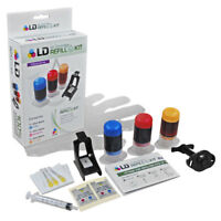 LD C9363WN 97 Tri-Color Refill Kit for HP Printer