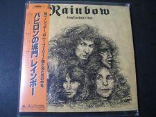 RAINBOW Long Live Rock 'N' Roll (2001 UICY-9193 JAPAN MINI LP CD) DIO,Blackmore