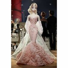 Mattel Silkstone Barbie Fashion Model Collection 2013 Mermaid Gown Gold label