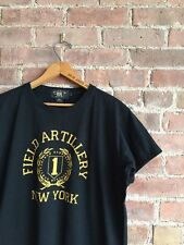RRL Double RL Mens T Shirt Size Large Field Artillery