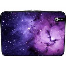 """Housse Neoprene PC Portable 11.6"""" pouces - Fond galaxie violette - ref 1164"""