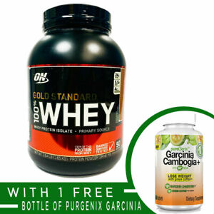 Optimum Gold Standard Whey Protein 3.64 lbs, 50 Servings CHOCOLATE PEANUT BUTTER
