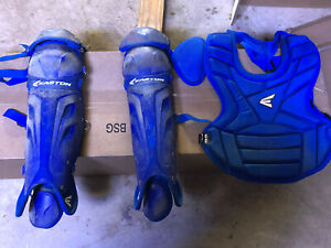 Easton Catchers Gear Youth Size