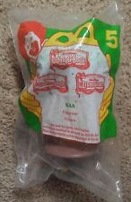 1997 The Jungle Book McDonalds Happy Meal Toy - Kaa #5 RARE - NEW