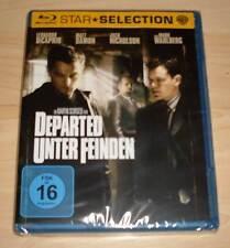Blu Ray Departed - Unter Feinden - Martin Scorsese - Leonardo DiCaprio - Neu OVP
