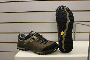 Men's Grisport Rogue Brown Nubuck Waterproof Walking Trail Shoes UK 11 EU 46