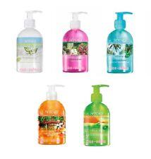 5 x Avon Hand Wash 250ml each - Mixed Fruity & Floral Fragrances
