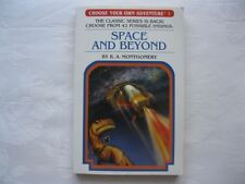 Choose Your Own Adventure - SPACE AND BEYOND