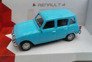 1/43 mondo motors.  Renault 4.  neuve en boite.