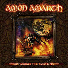 Amon Amarth-Versus the World-CD