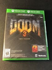 Doom 3 BFG Edition [ Plays on XBOX ONE & XBOX 360 / G2 Case ] (XBOX ONE) NEW