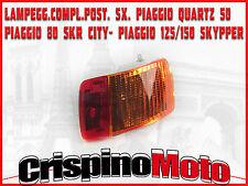 FRECCIA LAMPEGGIATORE POSTERIORE SX PIAGGIO  QUARTZ SKYPPER SKR CITY 291030