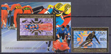 Olympiade, Space - Guinea - 971, Bl.79 ** MNH 1983