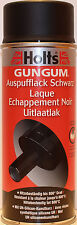 HOLT's Gun Gum Auspufflack Hitzelack bis 800°C universal 400ml schwarz 0191C