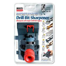 Haron Multi Sharp Drill Bit Sharpener Capacity 3-13mm Pre-Set Angles