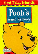 Good, Pooh's Search for Honey (First Disney Friends), DISNEY, Book