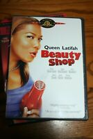 QUEEN LATIFAH: BEAUTY SHOP - DVD - WATCHED ONCE!!