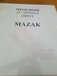 MITSUBISHI MAZAK AC SPINDLE DRIVE TROUBLESHOOTING MANUAL