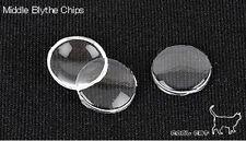 ☆╮Cool Cat╭☆ 【MI-01】Middie Blythe Custom Flat Acrylic Chips  # Clear