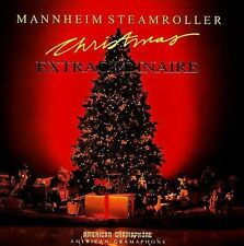 Mannheim Steamroller Christmas Extraordinaire  CD (HDCD) NEW & SEALED! Comb. S&H