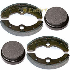Performance ToolSemI-Metallic Brake Pads~1988 Yamaha YFM350FW Big Bear 4x4