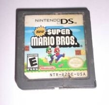 New Super Mario Bros (Nintendo DS, 2006) - USA Version (NDS,ndsl,ndsxl)