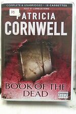 Book of the Dead by Patricia Cornwell: Unabridged Cassette Audiobook (RR5)