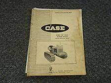 Case 310 Utility Crawler Tractor Dozer Bulldozer Part Catalog Manual 8631