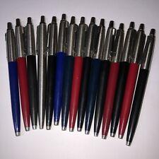 Lot of 15 Parker jotter ball point pen