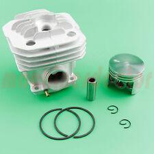 48MM Cylinder Piston For Oleo Mac 956 Efco 156 Chainsaw OEM#500 120 95A