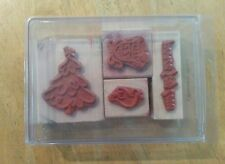 Stampin' Up! Christmas Peace rubber stamp set
