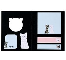 Paul & Joe La Papeterie Sticky Notes Post-It Set Cat by MARK'S Inc