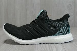 50 Adidas UltraBOOST 4.0 Parley Mens Running Shoes 8.5 - 15 Black White F36190