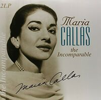 Maria Callas - Incomparable [New Vinyl] Holland - Import