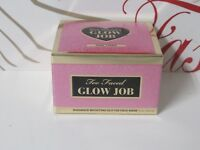 TOO FACED GLOW JOB PINK TIARA RADIANCE BOOSTING GLITTER FACE MASK 1.69 OZ BOXED