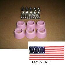 Amico 50 Amp Cut 50 Plasma Cutter Cutting Machine Consumables 26 Pcs