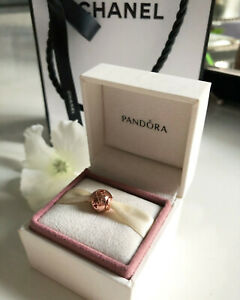Genuine PANDORA Essence Rose CARING Charm - 786203