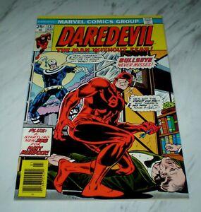 Daredevil #131 NM/MT 9.8 White Unrestored 1976 Marvel 1st New Bullseye & Origin
