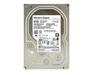 HUH728080ALN600  8TB 7200 3.5-inch SATA 6G Hard Drive