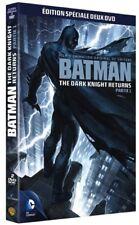Batman The dark knight returns 1 Edition Double DVD NEUF SOUS BLISTER