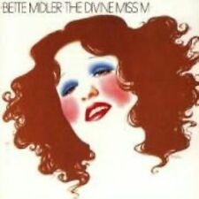 The Divine Miss M by Bette Midler (CD, Aug-1995, Atlantic (Label))