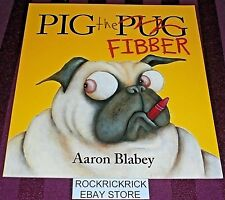 PIG THE FIBBER BY AARON BLABEY PAPERBACK BOOK (2017) BRAND NEW
