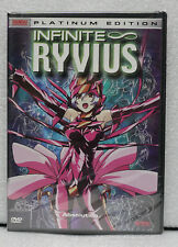 Infinite Ryvius Vol 6 Absolution DVD Factory Sealed